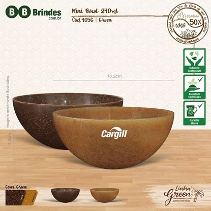 Imagem de Mini Bowl Green 240ml