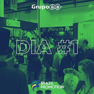 Resumo do Dia #1 - Brasil Promotion