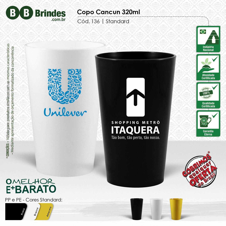 Imagem de Copo Cancun
