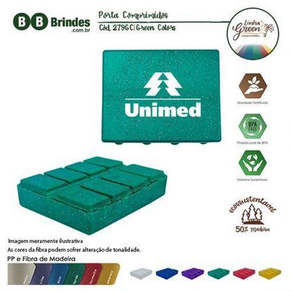 Imagem de Porta Comprimidos Green Colors